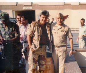 Jay Leno/Desert Shield