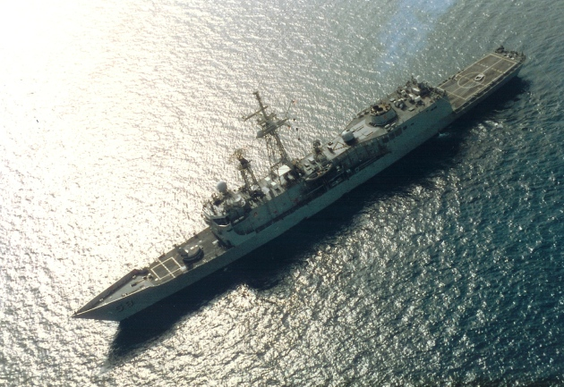 USS Samuel B Roberts (FFG-58)