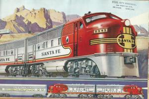 LIONEL Catalog 1952-inside pages-10001