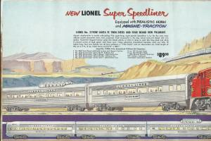 LIONEL Catalog 1952-inside pages-10002
