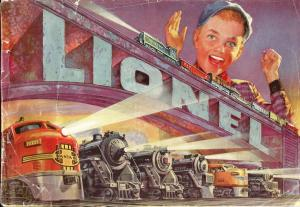 Lionel's 1952 Catalog - the first year the engine was offered.