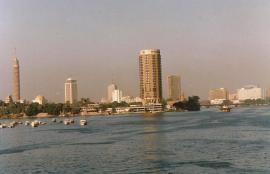 Cairo-Skyline-Nile