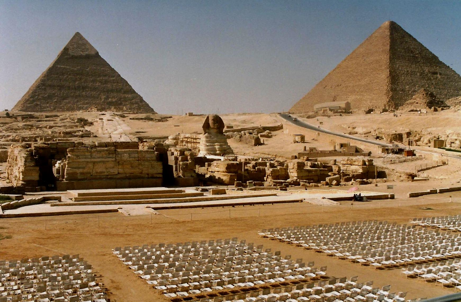 the pyramids How was the scientific understanding of the ancients so advanced a team of experts answers this and other questions in this fascinating series watch trailers & learn more.