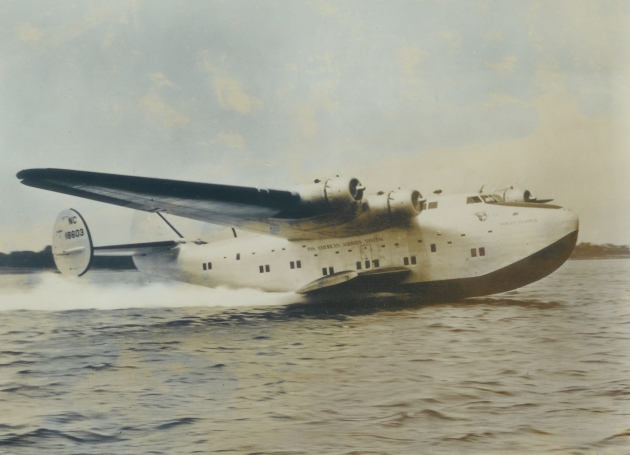Boeing 314 - Flying Boat