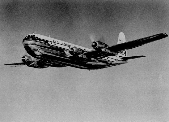 Pan Am's Boeing 377 - the Stratocruiser
