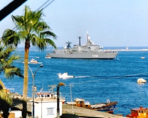 Greek warship Elli