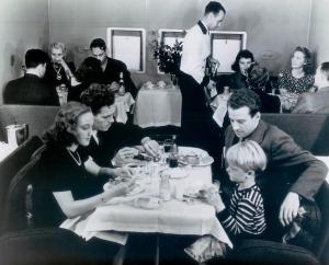 Passengers Dining