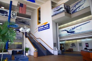 Lobby of Flight Academy (Photo by Priyamshah)