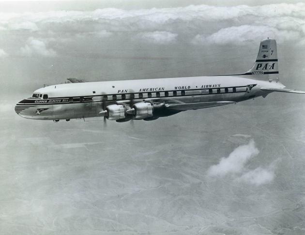 Douglas DC-7B