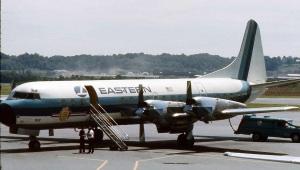 Lockheed Electra (photo by Piergiuliano Chesi)