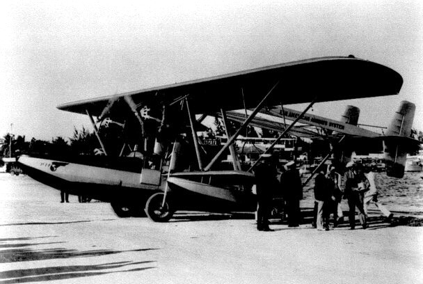 The S-38 pioneered Pan Am's expansion in the Caribbean and Central America.