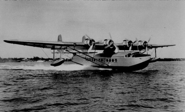 The Sikorsky S-42