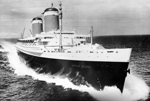 SS United States  (photo credit Charles Anderson)
