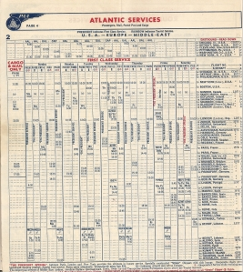 1954 timetable -0002
