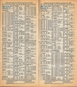 1986 timetable -0002