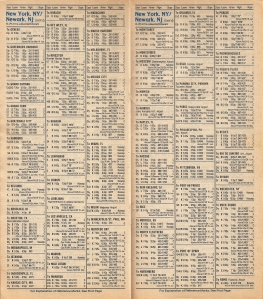 1991 timetable -0002