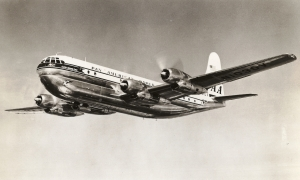 Boeing 377 Stratocruiser - Clipper Southern Cross