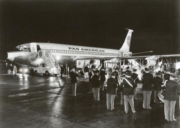 707-121 Inaugural