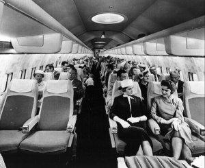 707 Main Cabin