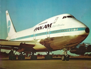 Boeing 747SP - Clipper Freedom