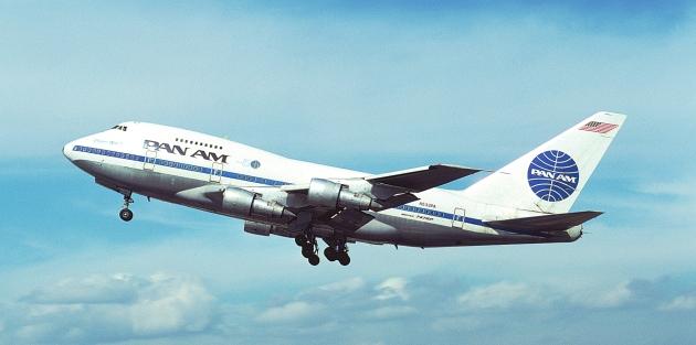 Boeing 747SP (photo by John Wegg, Airways Magazine)