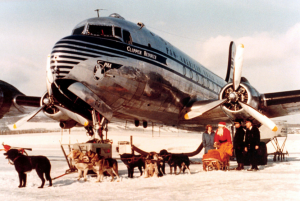 Clipper Reindeer in Alaska (PAHF)