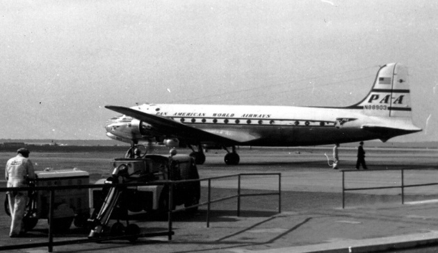 Clipper Dreadnaught at Frankfurt