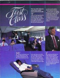 first class 1 300