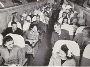 Interior constellation annual report 1945