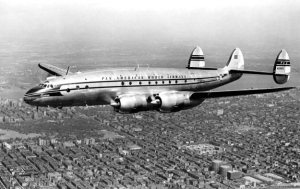 Pan American L749 Constellation