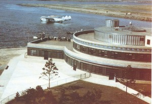 Marine Air Terminal at LaGuardia Airport.