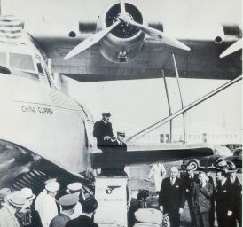 China Clipper Send Off.