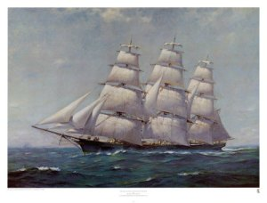 Donald McKay's Sovereign of the Seas