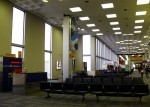 Waiting area in Terminal 2, used by Delta after Pan Am ceased operations.