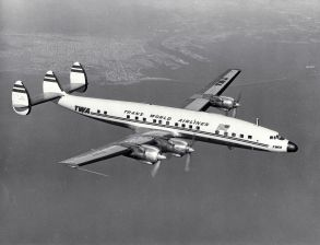 TWA's Lockheed L-1649 Constellation