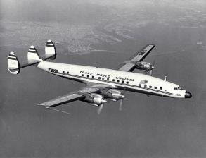 TWA's Lockheed L-1649 Constellation