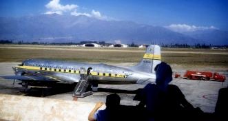DC-6 at Santiago (panamericangrace.com).