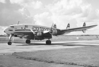TWA's Lockheed 749 Constellation (Ruth AS)