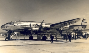 Panair do Brasil Lockheed 049 Constellation (panairbr.blogspot.com)