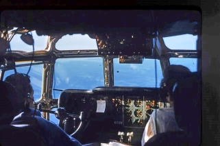 Cockpit (Allan Van Wickler photo)