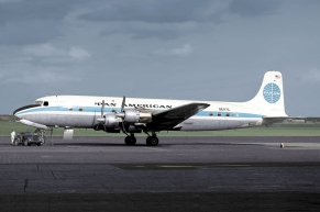Douglas_DC-6B,_N6117C,_Pan_American_World_Airways