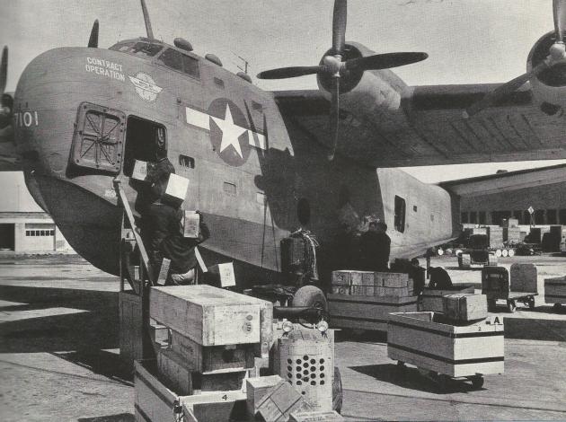 The Coronado (R5D) (1943 Annual Report)