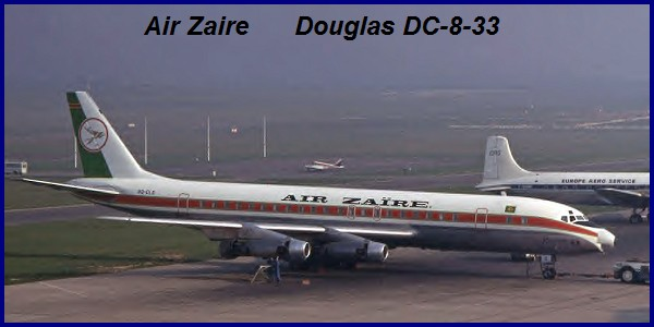 Copy of Air Zaire DC-8-32