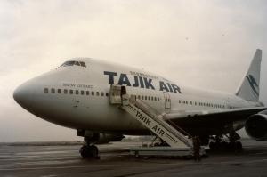 747SP at DYU-1