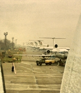 TU-154s