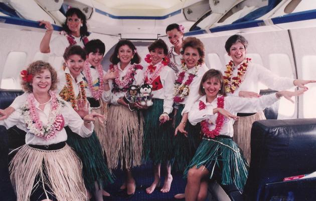 68-Press Plane Crew