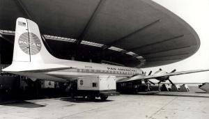 DC-7B Evening Star