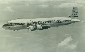 DC-7B - Clipper Jupiter Rex
