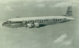 DC-7B - Clipper Jupiter Rex