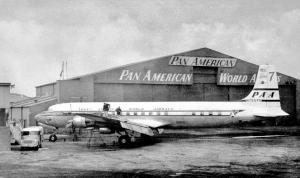DC-7C Frank Hudson